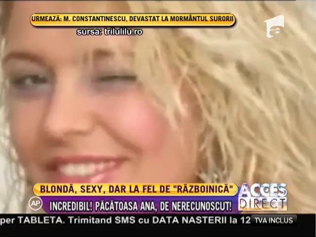 Ana Mocanu, la început de carieră!