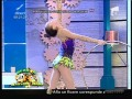 Lotul României de gimnastică ritmică, prezent la Jocurile Olimpice