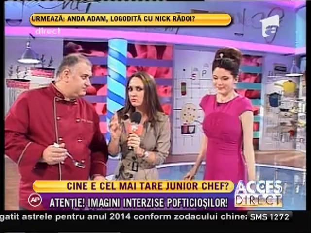 Junior Chef, cel mai tare show culinar cu copii