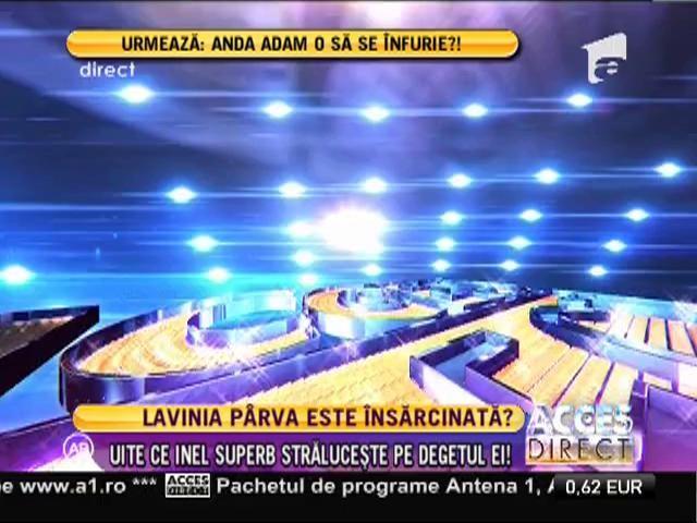 """Lavinia Pârva: """"Nu sunt însărcinată!"""""""