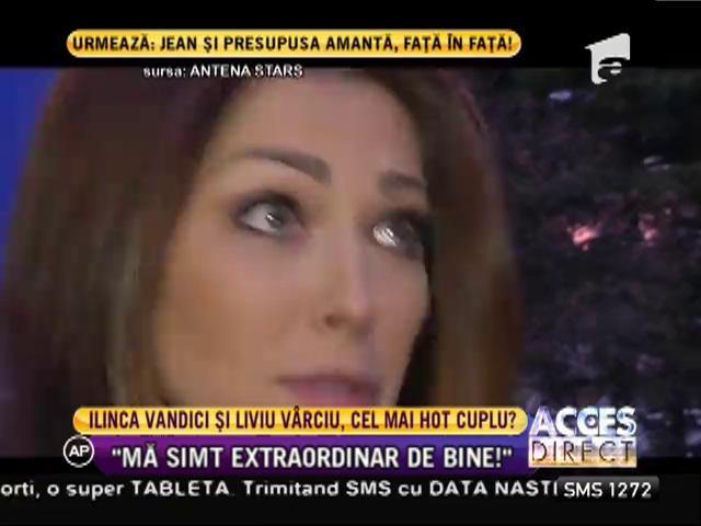 Ilinca Vandici şi Liviu Vârciu, cel mai nou cuplu?
