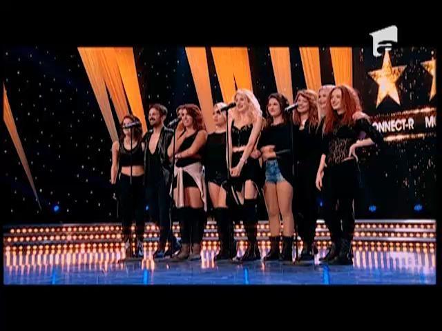 """Juriu: Trupa The Kittens primește 3 stele aurii din partea juriului """"România Dansează"""""""