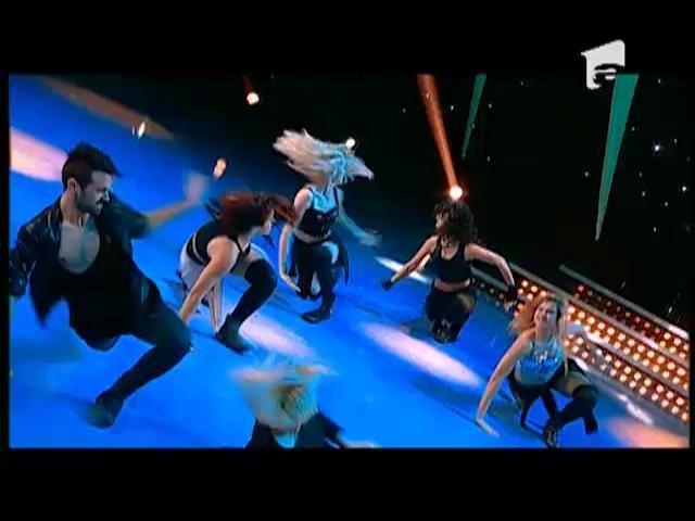 """Dans: Trupa The Kittens pe scena """"România Dansează"""""""