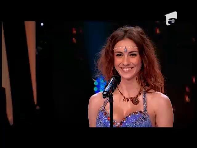 """Juriu: Maria Cristina Gîrloiu primește 3 stele aurii din partea juriului """"România Dansează"""""""