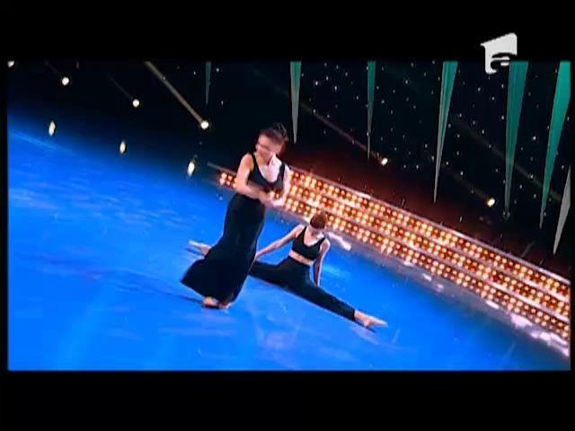 """Dans: Trupa Contemporan Infusion pe scena """"România Dansează"""""""