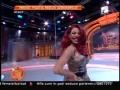 Ana Mocanu şi Loredana Chivu, dans în costume sexy