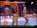 Ana Mocanu şi Loredana Chivu, mişcări provocatoare pe ritmuri muzicale