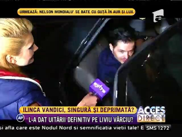 Ilinca Vandici şi Liviu Vărciu s-ar fi despărțit după doar o lună de relație!