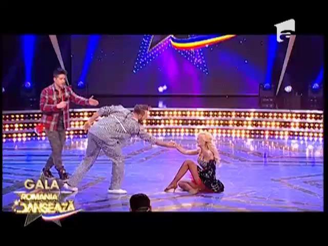 Cel de-al treilea duel intre Jorge si Andreea Balan