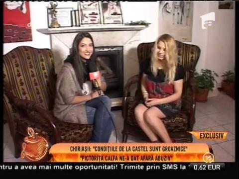 """Mariana Calfa, in conflict cu chiriașii: """"Am fost amenințată de menajeră!"""""""