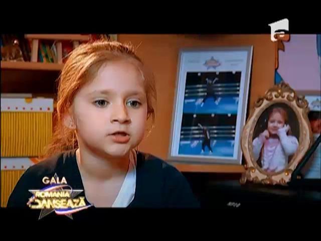 "Prezentare Andreea Popa ""Bestia"""