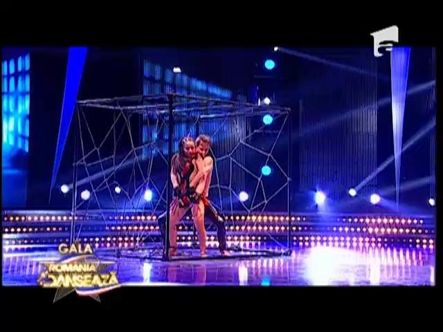 Dans, Anna și Eugen