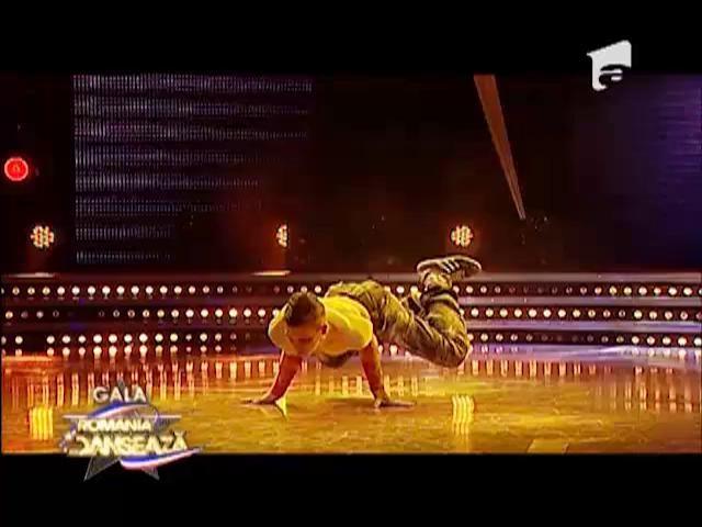 Dansul lui Marcel Conțulescu