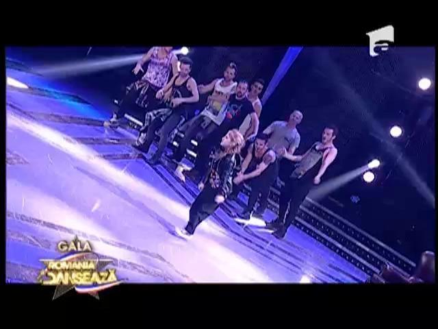 "Dansul Andreei Popa ""Bestia"""
