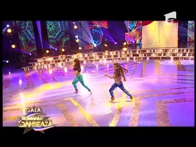 Dansul trupei Apsara