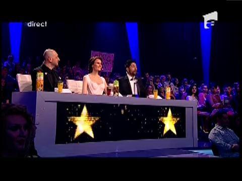 Juriul a fost impresionat! Trupa Repede primeşte trei steluţe aurii