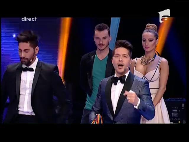 Juriul Romania Danseaza