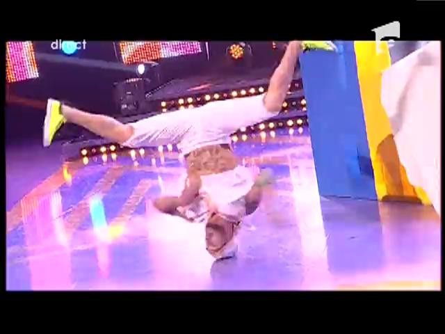 Cosmin Soare - danseaza