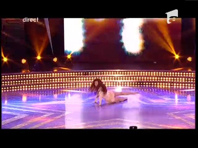Luana Chebeleu - danseaza
