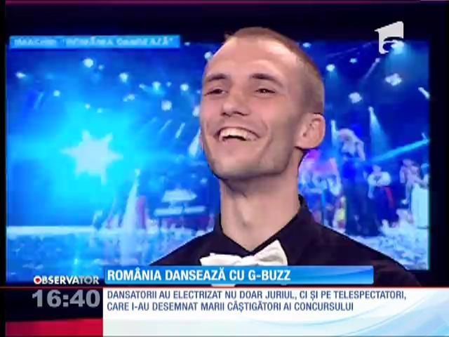 """Toată țara a dansat alături de G-Buzz: Uite ce vor face cu premiul câștigătorii de la """"România Dansează"""""""