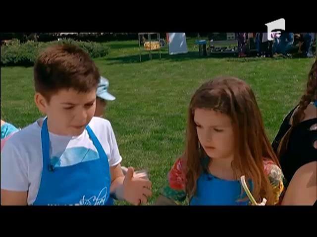 Noah și Alexandra sunt în conflict! Juniorul izbucnește în lacrimi