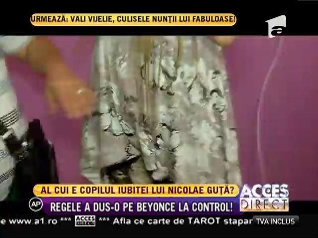Nicolae Guţă este tatăl copilului lui Beyonce de România!