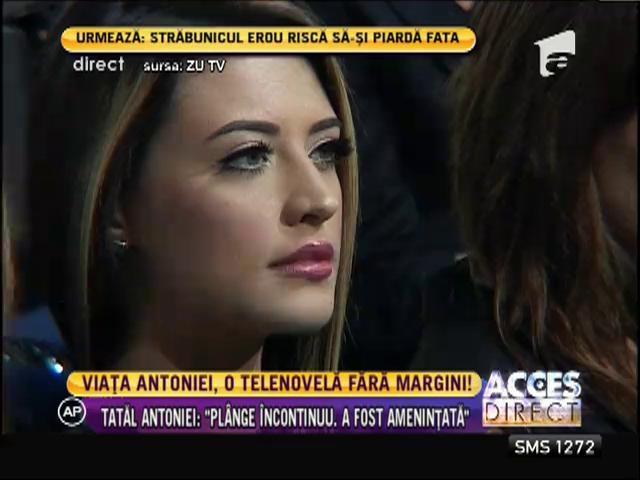 Viaţa Antoniei, o telenovelă fără margini
