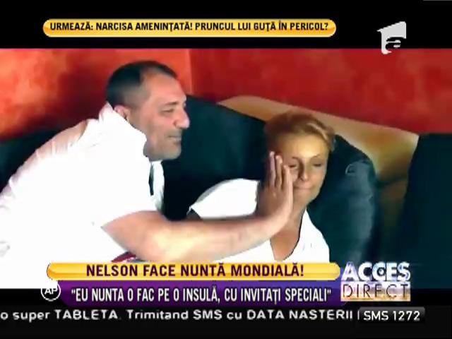 Nelson Mondialu face nuntă!
