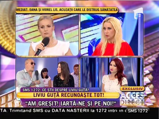 Liviu Guţă ar fi recunoscut că a vrut să o atace pe Simona Traşcă!