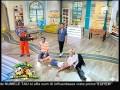 Flavia îi oferă lecţii de balet lui Radul Ille