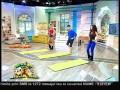Flavia şi Miruna, fitness de vacanţă