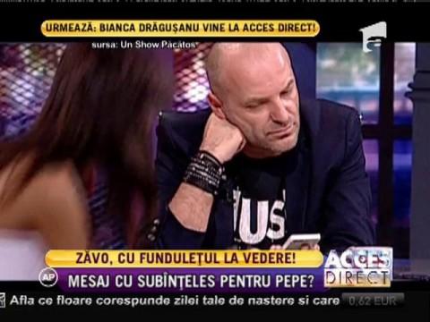 Oana Zăvoranu, fără lenjerie intimă?