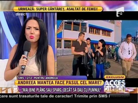 Crizele de gelozie ale concurenților de la Burlăcița au scos-o din minți pe Andreea Mantea