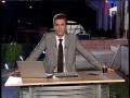 Mircea Badea şi-a realizat emisiunea din faţa sediului confiscat al Antenei 3