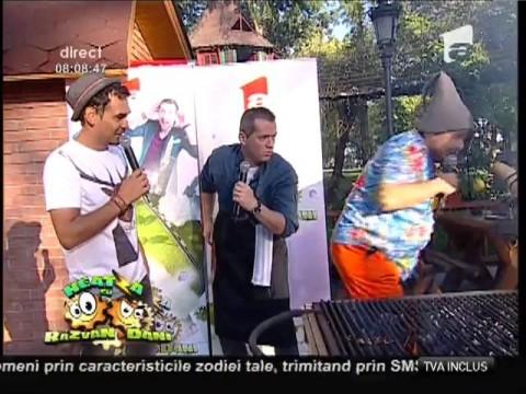 """Răzvan și Dani dau startul celui de-al XIV-lea sezon """"Neatza""""!"""