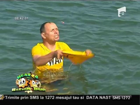 """Dezgustatorii"", vacanță la mare"