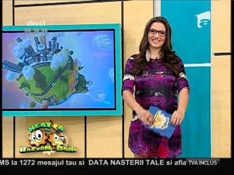 Amalia Ștefania va deveni mămică de băiețel
