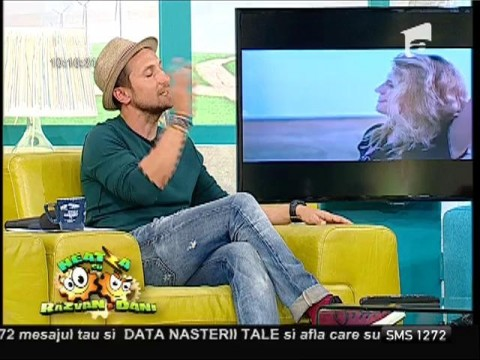 Roxana Nemeș, single nou
