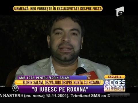 """Florin Salam: """"Mi-a fost frică să le spun copiilor mei de Roxana"""""""