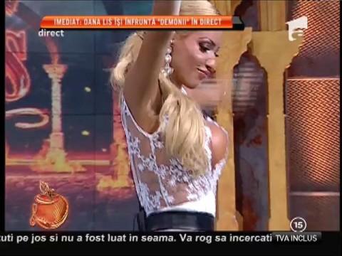 Loredana Chivu și Ana Maria Mocanu, dans seducator!