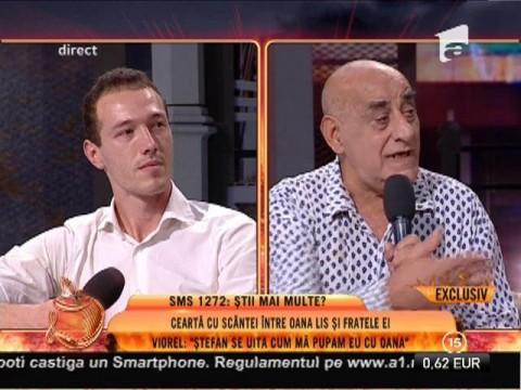 """Viorel Lis: """"Oana mi-a furat verigheta!"""""""