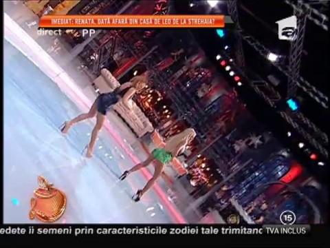 Loredana Chivu şi Ana Maria Mocanu, dans seducător!