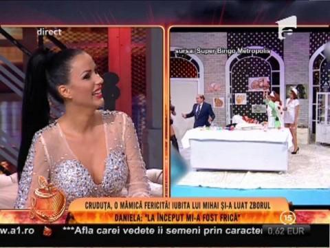"""Daniela Crudu: """"Sunt prea tânără, nu mă mărit"""""""