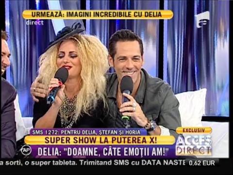 Delia, Ștefan Bănică Jr. și Horia Brenciu caută factorul X