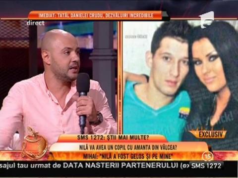 """Mihai Mitoșeru: """"Nilă încă o iubește pe Daniela Crudu"""""""