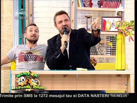 Show-ul X Factor, simulat la Neatza cu Răzvan și Dani