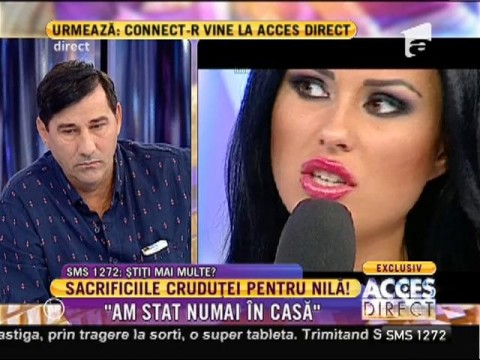 Sacrificiile Danielei Crudu pentru Mihai Costea