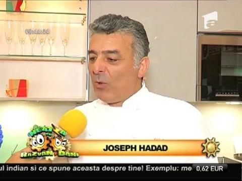 Chef Hadad ne prezintă o rețetă simplă de sezon
