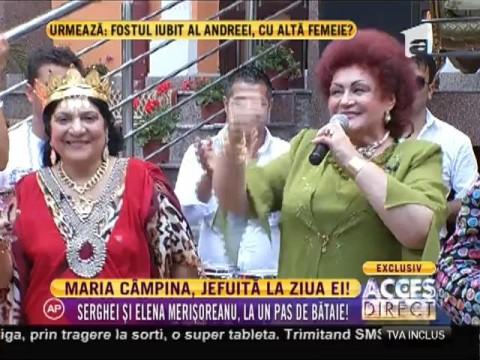 Maria Câmpina, jefuită de ziua ei!