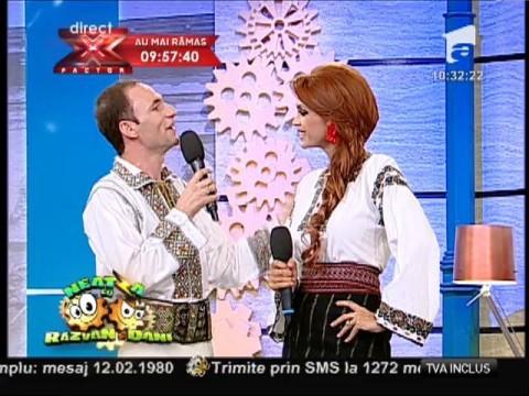 """Ion Paladi & Cristina Spătar - """"Fa, Mărie, cu bariz"""""""